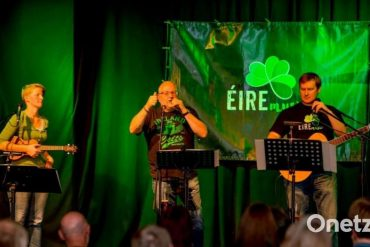 No more locked down: Éire music sets the voyage again