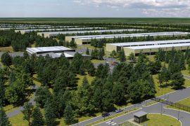 Data Center Apple Irlande