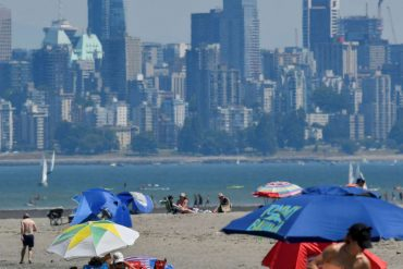 """A """"hot dome"""" in the west causes record temperatures"""
