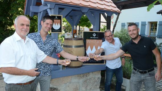 Whiskey Premier: Roth District now in Spain - Rohr, Hillpoltstein, Schwabach