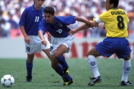 A film about Italian legend Roberto Baggio will be released in May