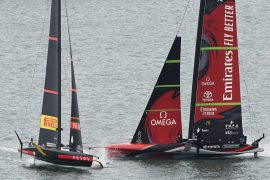 America Cup, an incredible place to stay in New Zealand!  Kyria Warren invents financial plan - OA Sport
