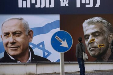 Anti-Netanyahu government born: even among Arabs
