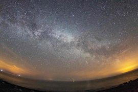 Astronomers find a giant star in the heart of the Milky Way