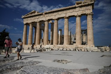 Athens Acropolis Renovation Project May Shake Millennial Heritage |  The world