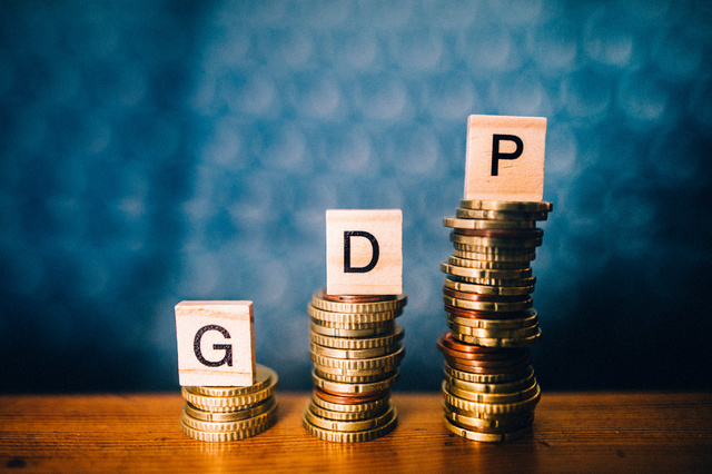 Belgium's GDP grew by one percent in the first quarter of economic policy