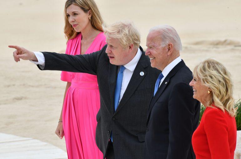 Biden dreams of an alliance between democracies.  A real goal?  Amb writes.  Chechi