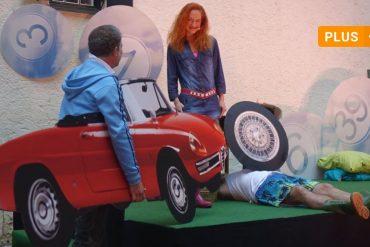Blowstein-Herlingen: A village looking for lottery winner: Theater Herlingen celebrates its premiere