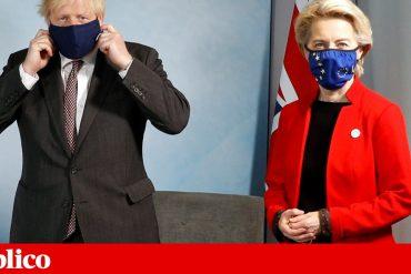 Boris Johnson threatens to suspend Irish protocol  Diplomacy