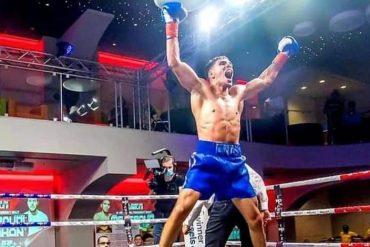 Boxe : dix sur dix pour Anas Messaoudi, vainqueur avant la limite samedi soir à Bruxelles