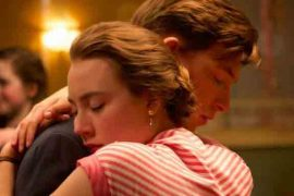 """""""Brooklyn"""": The Sovereign Ronan Between Love And Homework In The First Trailer For The Oscar Hit - Kino News"""