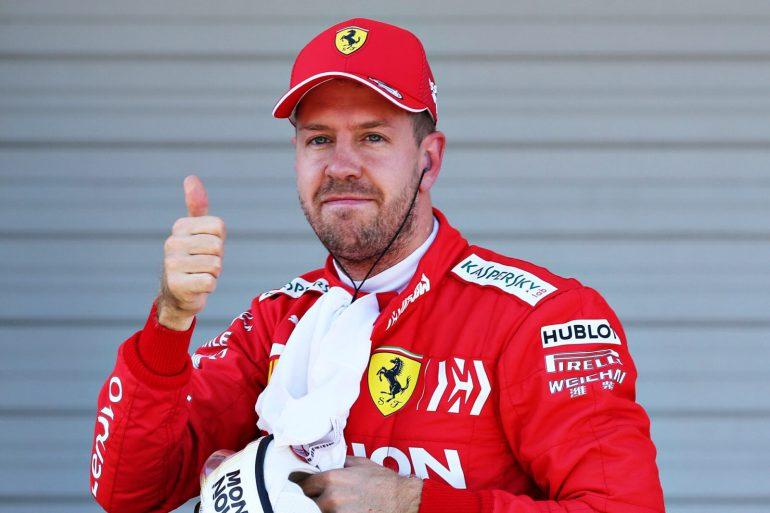 Despite the outrage, Sebastian Vettel escaped criticism