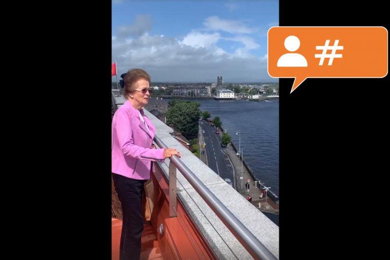 Eileen Smith, Dean of Good Taste on Instagram
