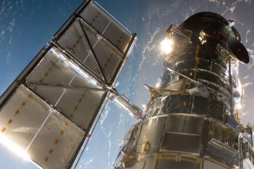 Even the Hubble Space Telescope backup computer is not working properly right now