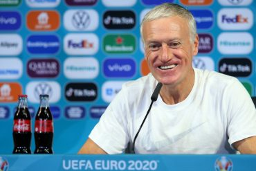 """France, Deschamps: """"Hungary tough team, coach Italian ..."""".  Orban does not want to bring his players to their knees"""