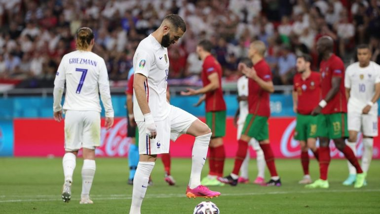 France-Switzerland: The Blues want to set a record