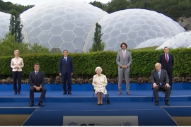 G7: Solidarity against China but no strong commitment