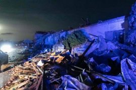 Homes destroyed, dead, injured - Corriere.it