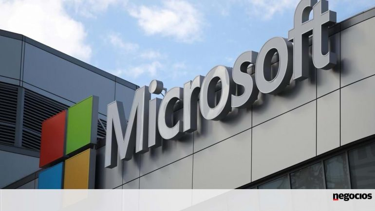 IRC pays $ 315 billion net profit for Microsoft's Irish subsidiary - tax