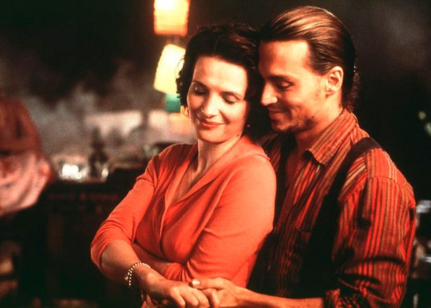 Omar Sik had a role in Chocolate with Juliette Binoche and Johnny Depp.