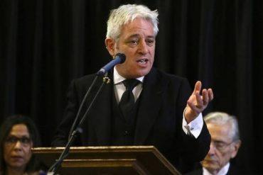 John Berkow, former Speaker of the House of Commons, leaves Conservative camp