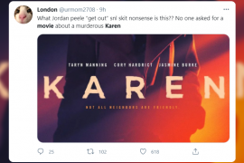 'Karen' is a horror film about an evil white woman who is accused of using 'dark trauma' for profit - RT USA News