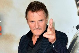 Liam Neeson makes his own fights, but leaves the stunts to gain