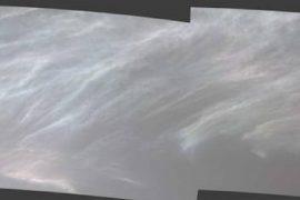Malayalam News - NASA's Mars Curiosity rover copies images of glowing ice sheets on Mars |  News18 Kerala, Buzz Latest Malayalam News