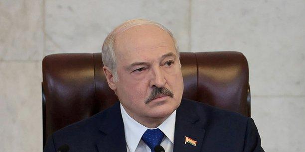 Minsk rappelle son representant a bruxelles apres les sanctions de l