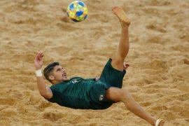 National Beach Soccer, Duke calls 20 players