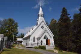 Des visites historiques offertes au Site patrimonial Holy Trinity