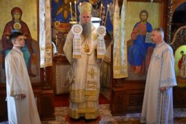 Open Hearts in the Church, Not Mobile Phones: The Metropolitan of Montenegro, the Literary Giovanni of the Donji Ostrog, the Church of the Holy Trinity