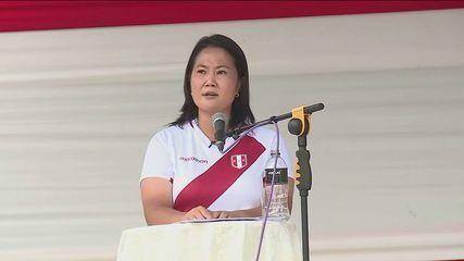 Prosecutor calls on Peruvian justice to detain Keiko Fujimori