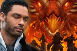 Reggie-Gene Page portrays a paladin in the movie Dungeons & Dragons, who knows what that means