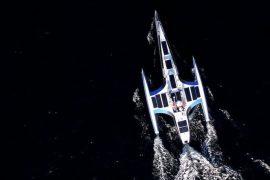 'Robot Ship' recreates a historic voyage across the Atlantic Ocean |  Innovative