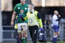 Rugby - Tests - Ireland without Johnny Sexton, captain James Ryan