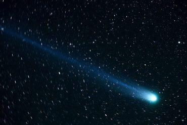 Scientists have discovered the largest comet - photo