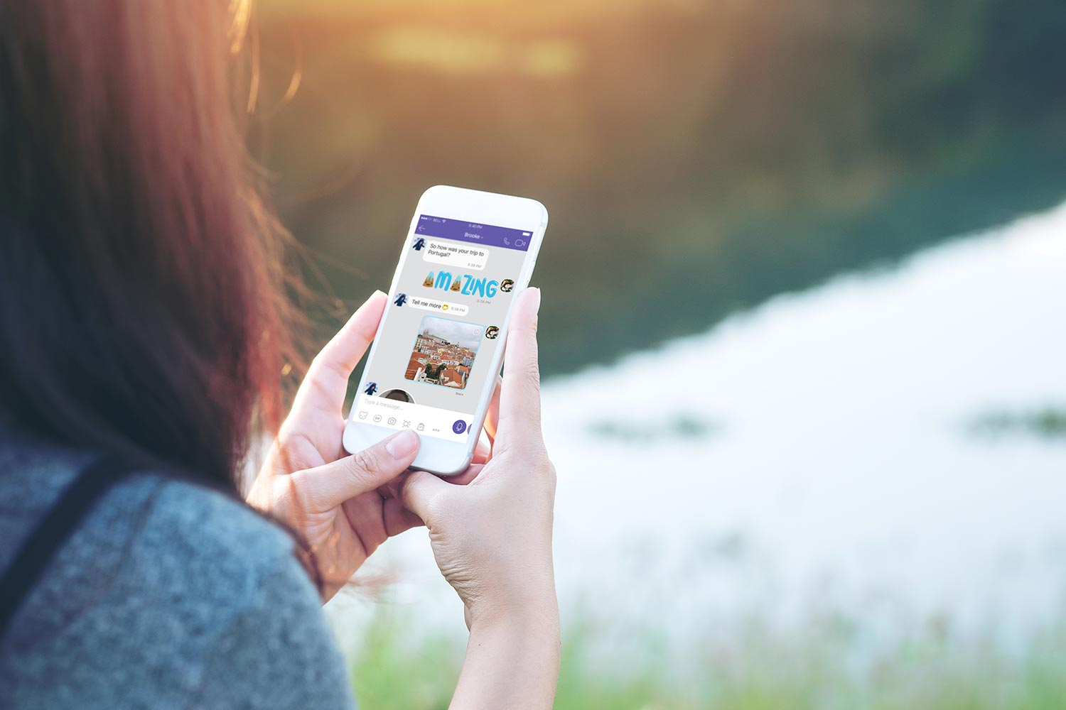 Viber talked about a feature that is useful for owners of Xiaomi smartphones