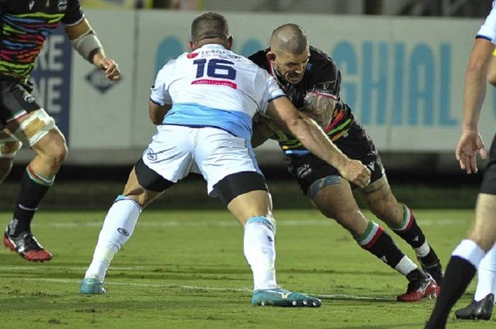 Zebre failed in the Cardiff Blues because it was too indiscriminate