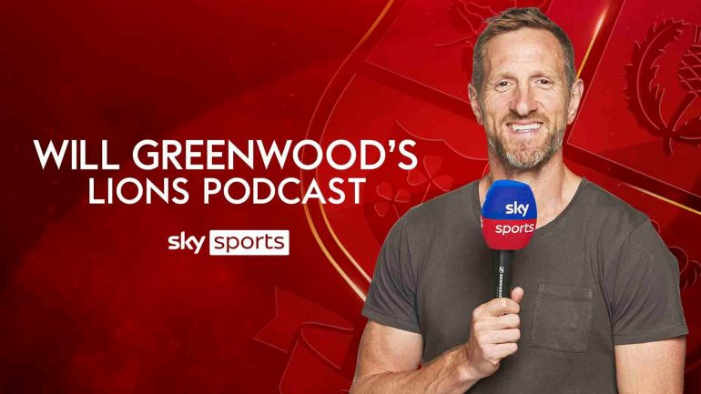 British and Irish Lions Podcast: Sam Warburton on the Will Greenwood Podcast    Rugby Union News