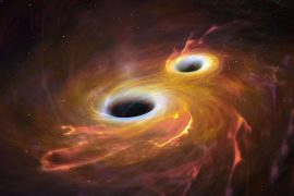 Hawking's black hole theory is first confirmed by observation
