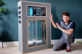 """The world's first PC with """"magnetic air cooling system"""" is born - Gigasine"""