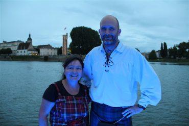 sur-Saône |  Like an Irish ballad with Ilesa Craig in the Port-Villiers Info Chalon news