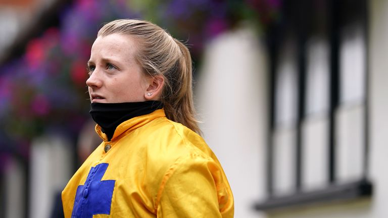 Doyle entered the Newmarket area ahead of a round of the July Cup meeting on Friday