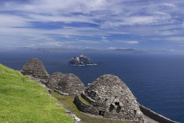 Atlantic Lonely Island: Following in the footsteps of Luke Skywalker of Ireland