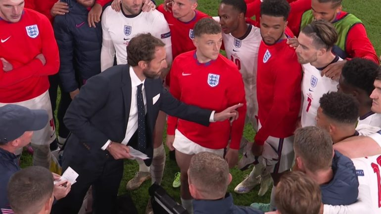 EM: England players shocked by Southgate decision - Football