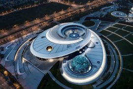 The grand opening of Marvel Shanghai at the world's largest astronomical museum - the latest news
