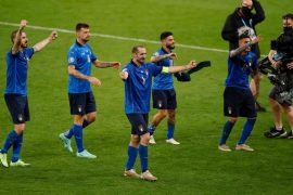 Italy prepares to apply for European Championship or World Cup