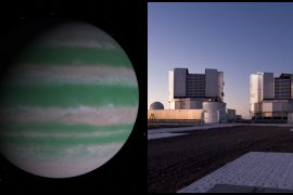 Historic moment.  Isotopes were first observed by humanity on a distant exoplanet