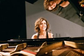 Pianist Juliana Rodriguez welcomes Paraguayan artists live this Saturday